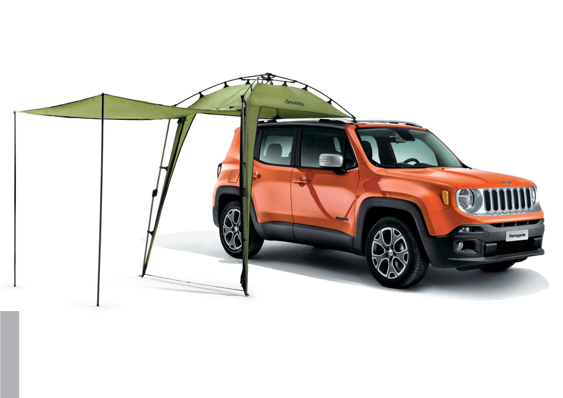 jeep renegade accessoires d origine by mopar. Black Bedroom Furniture Sets. Home Design Ideas
