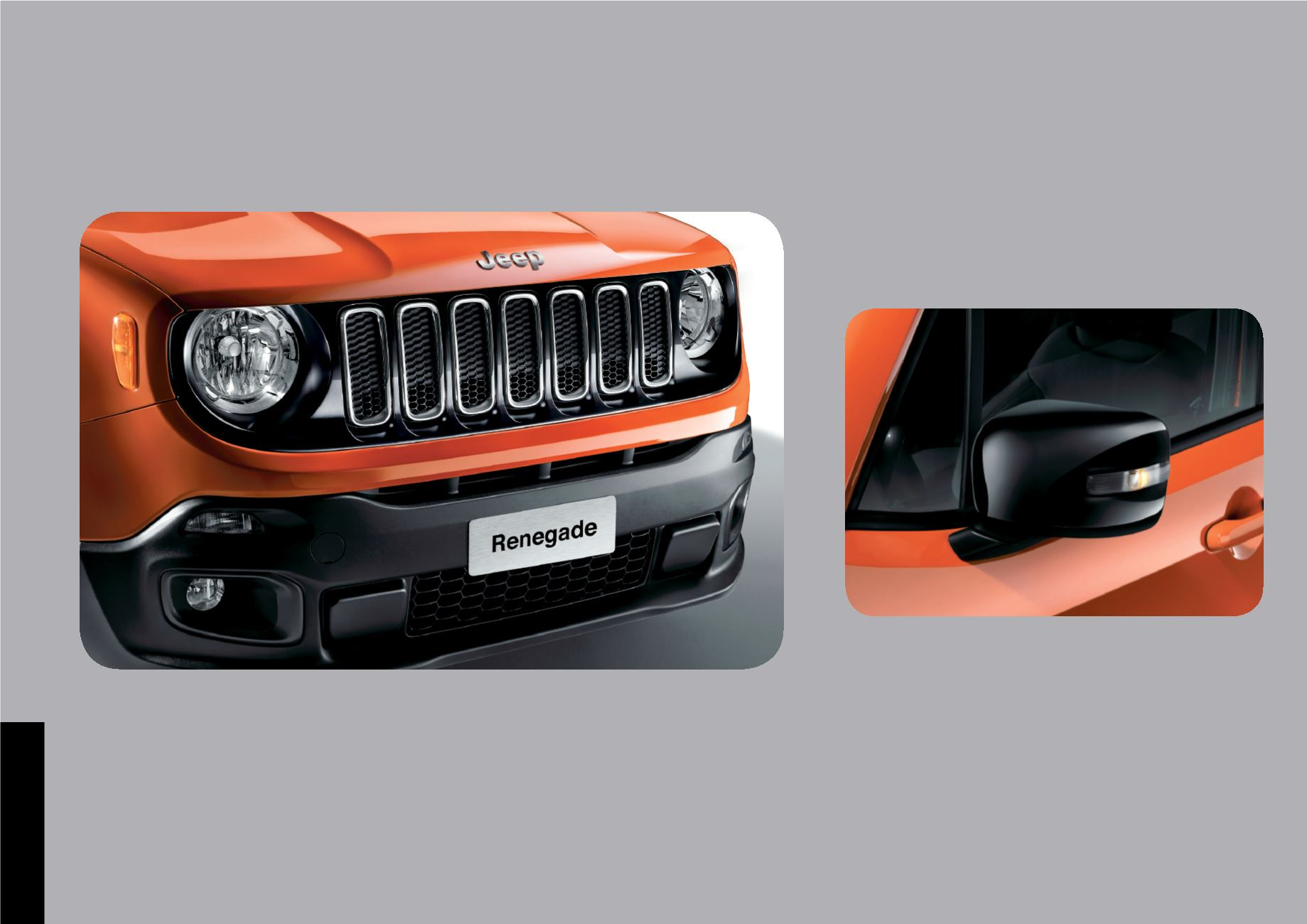 JEEP® RENEGADE. Original Accessories by Mopar